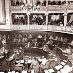 1988 Interpelación en la Legislatura de la Bs As